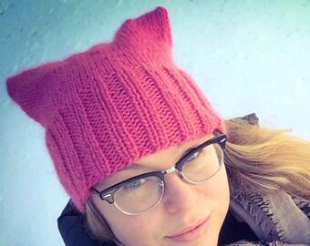 Chapeau de chatte couleur personnalisée