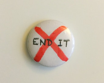 "END IT 1"" PIN"