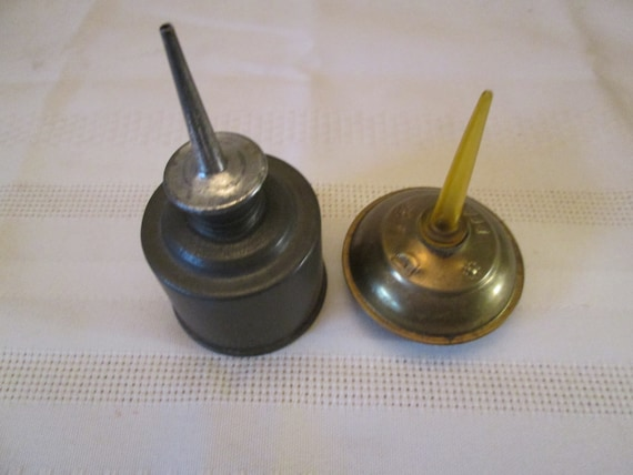 Oil Can Collectors Vintage Pfaff Sewing Machine Brass Oil Can Oiler Sewing collectors,