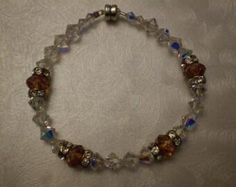 Swarovski Crystal Magnetic Bracelet