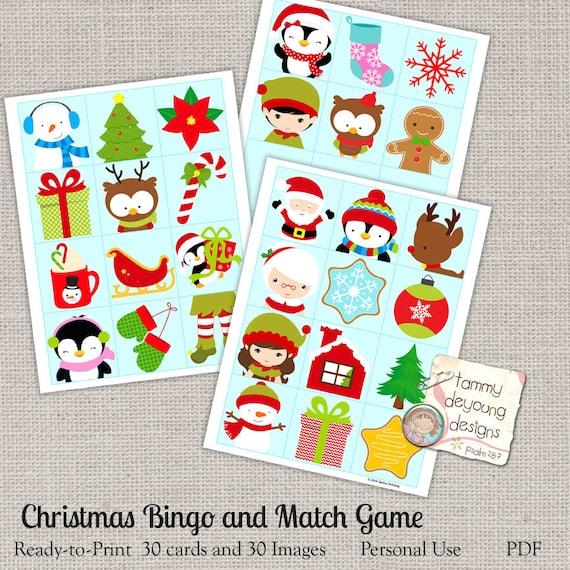graphic regarding Printable Christmas Bingo Game identify Xmas Bingo Match, Printable Getaway Bingo Playing cards, North Pole, Santa Small children Video game Celebration prefer, wintertime bingo preschool clroom recreation