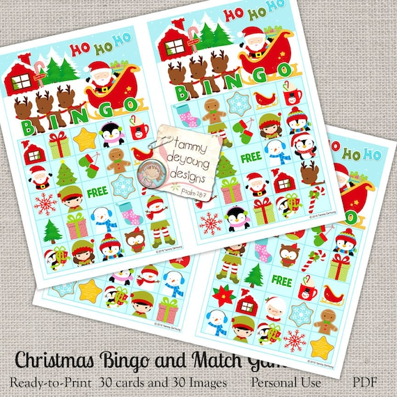 photograph about Free Christmas Bingo Cards Printable titled Xmas Bingo Activity, Printable Holiday vacation Bingo Playing cards, North Pole, Santa Children Sport Celebration want, winter season bingo preschool clroom video game