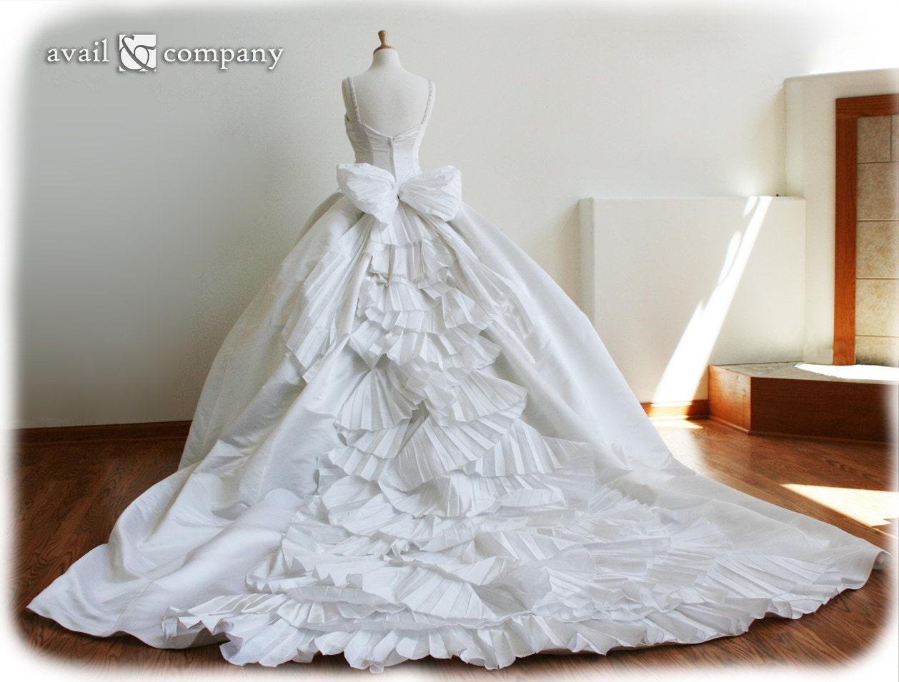 Ball Gown Wedding Dresses: Cinderella Wedding Dresses Ball Gown Wedding Dress Custom