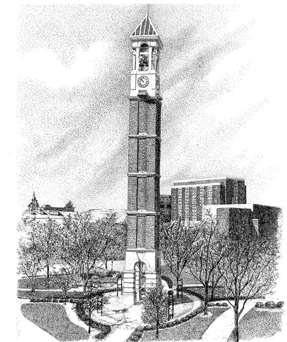 purdue clock tower