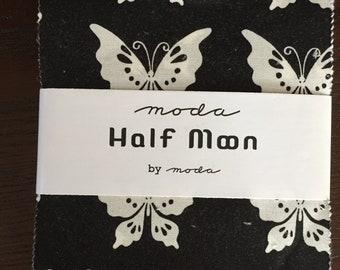 Half Moon Charm Pack - Moda