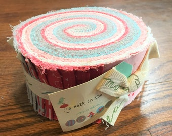 A Walk in the Woods Aneela Hoey Jelly Roll