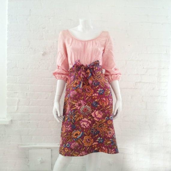 1960s tapestry skirt