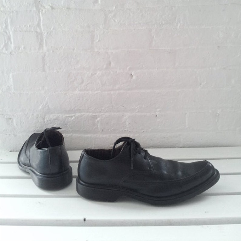 adde1ed2a47 Doc Martens 90s Vintage Goth Pointy Toe Brogues UK 10 EU 45
