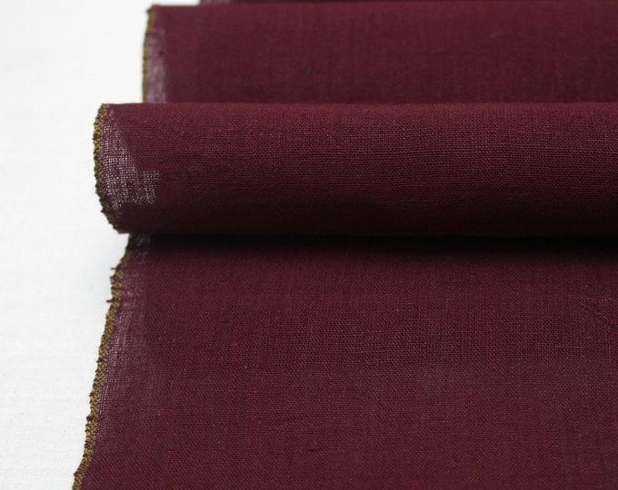Japanese Vintage Cotton. Botanical Dye Fabric. (Ref: 1964)