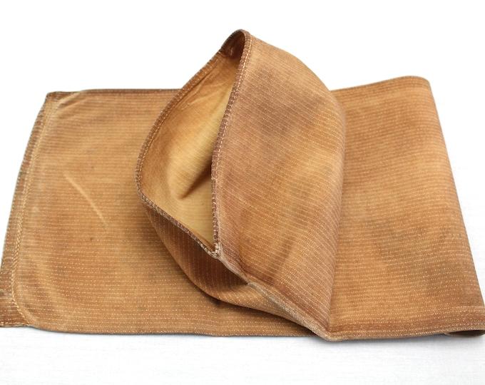 Sakabukuro. Japanese Antique Industrial Sack. Collectible Hand Made Sake Bag. (Ref: 1902)