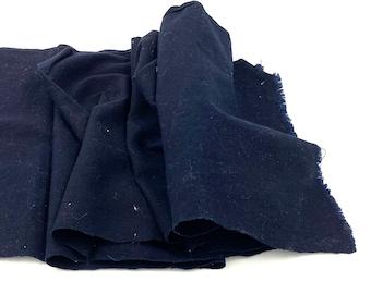 Japanese Indigo. Indigo Cotton. Aizome Cotton. Hand Dyed Indigo. Hand Dyed Cotton. Japanese Aizome. Japanese Cotton. Vintage Cotton. Artisan