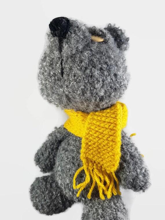 Amigurumi Teddybär aus Plüsch Teddy Bär häkeln Kuscheltier | Etsy