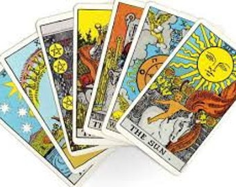 Tarot Reading - 30 minute call