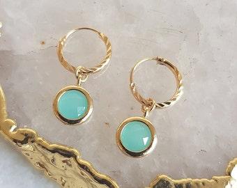 9e98bc697305 Modern minimalist gold jewellery for everyday wear by misskukie