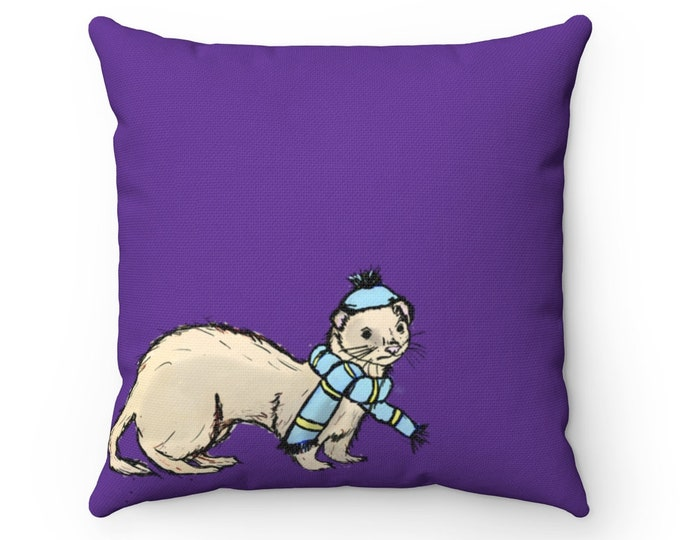 Lars (Ferret) Perfect Pillow ( Cover + Insert)