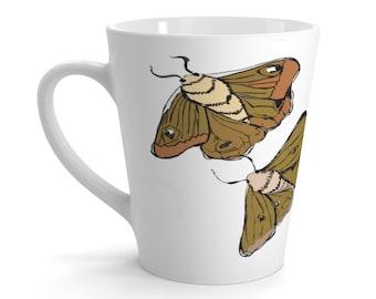Moth Babies - Ceremic Latte Mug