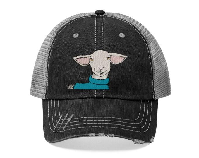 """Lady Lou """" Trucker"""" Style Hat"""