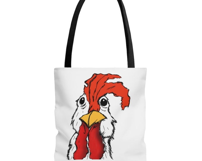 Mr. Chicken  Tote Bag