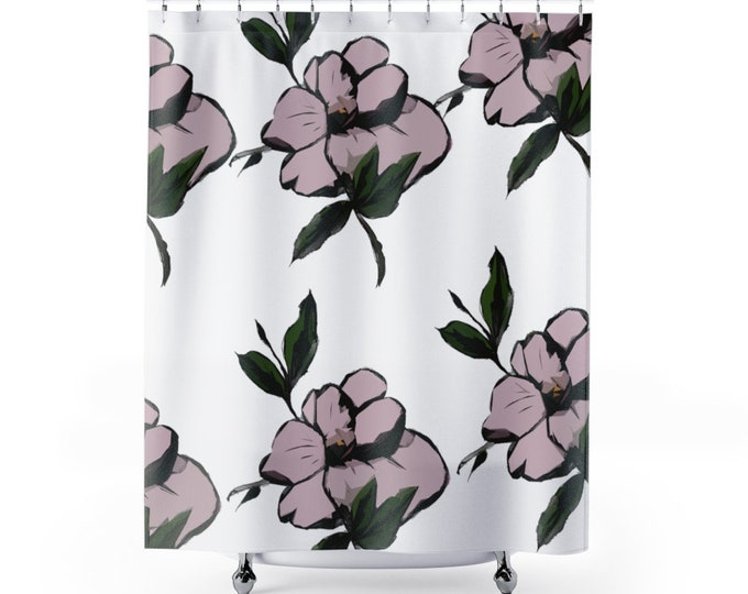 Maggie May Shower Curtain