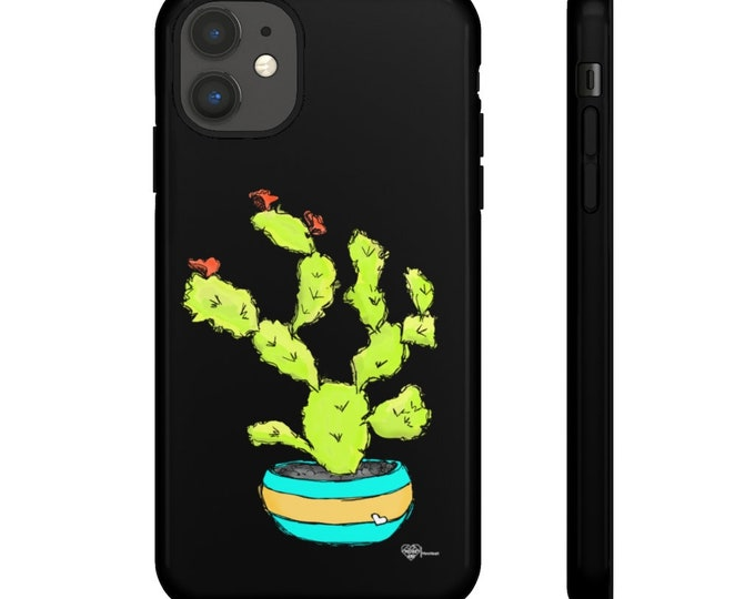 Sweet Tart ( Cactus) Tough Phone Case
