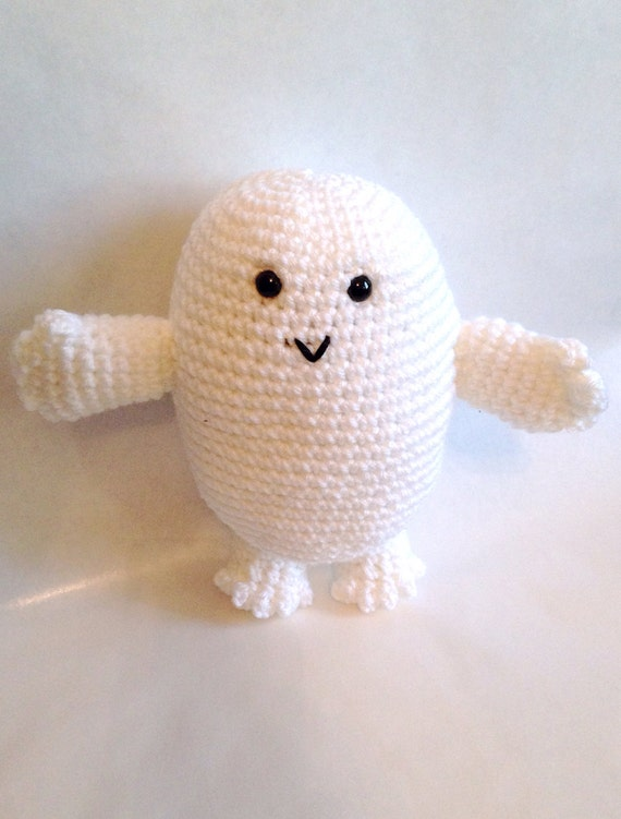 Adipose Doctor Who Amigurumi Made To Order Etsy