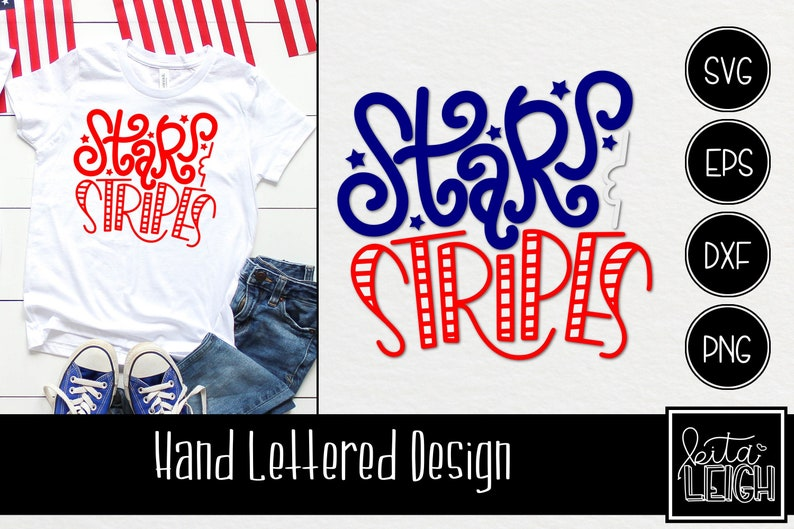 Stars And Stripes Instant Download Dxf Svg Eps Png For Use Etsy