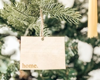 Colorado Home Ornament | Colorado State Ornament | Colorado Ornament