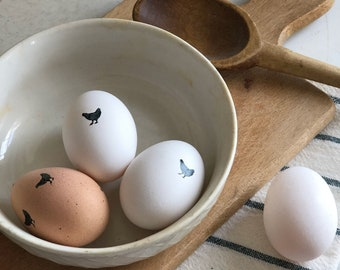 Hen Egg Stamp Mini Planner Stamp Farm Animal Stamp Free Shipping