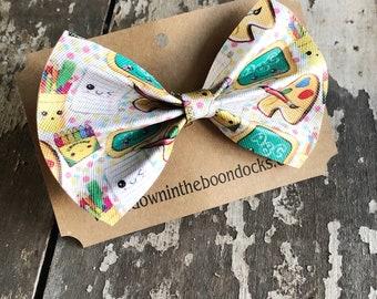 School Hair Bow | School Hair Bow | Hair Bow | Pinch Hair Bow | School Hair Clip