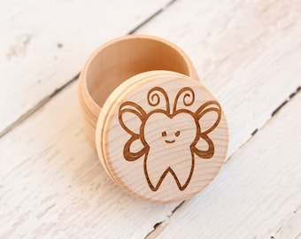 Tooth Fairy Keepsake Box | Tooth Fairy Box