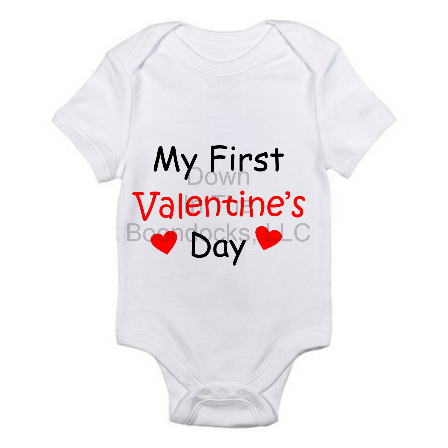 My First Valentines Day Svg Eps Png Jpg File Digital Download