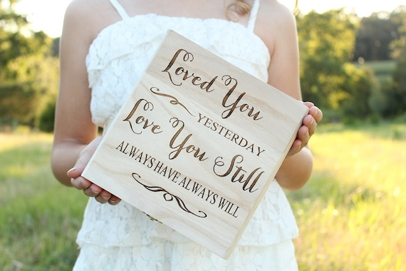 Keepsake Wedding Gifts: Rustic Love Letter Keepsake Box Bridal Shower Gift Wedding