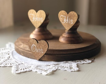 Rustic Unity Candle Holder Rustic Wood Unity Candle Holder Rustic Wedding Decor