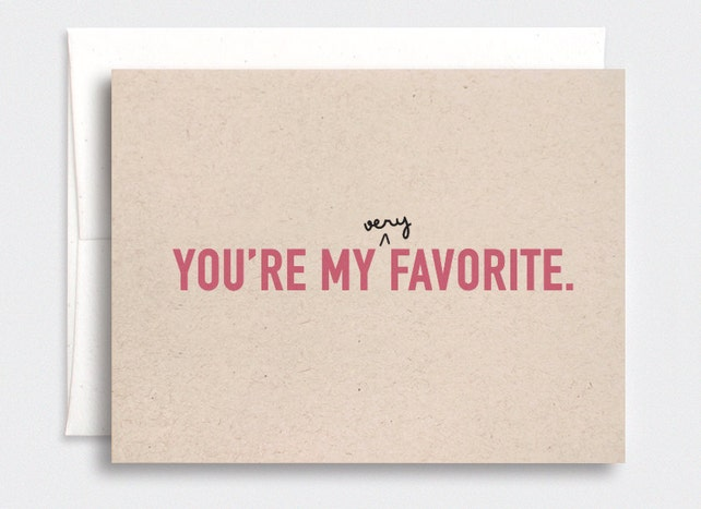 Funny Valentine Card For Him