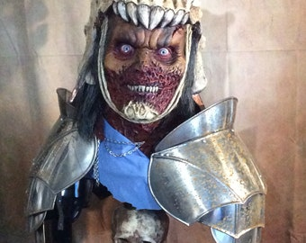268820f9 Evil Ash : Army of Darkness life size Museum quality bust
