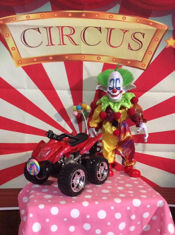 ZAPP O Remote control clown car The