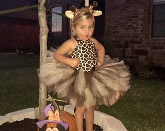 88499cd3d449 Giraffe costume tutu