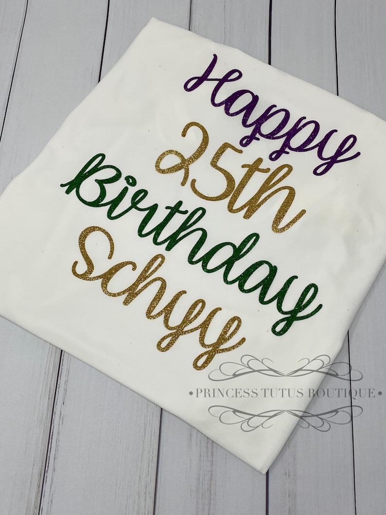 custom made shirts Customized Birthday Tank birthday shirts custom made tank