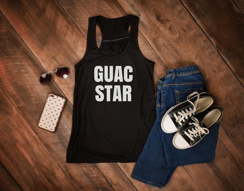 37e835e2 Cinco de Mayo Shirt: Guac Star Guacamole Shirt | Etsy