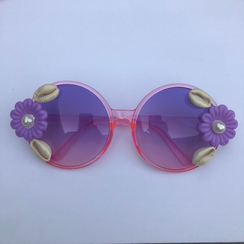 Soul Flower Child sunglasses image 0