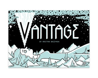 Vantage - Comic Book Zine