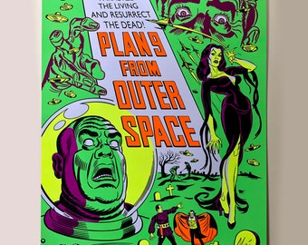 Plan 9 From Outer Space!