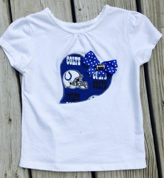 Indianapolis Colts Girls' Shirt
