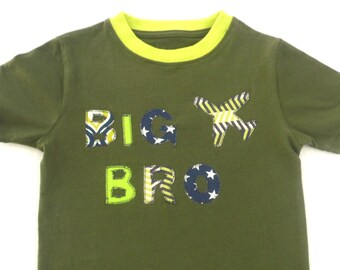 Big Brother Shirt/toddler shirt
