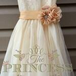 flower girl dress, flower girl dress champagne, flower girl dress lace, flower girl dress rustic, vintage wedding, wedding dress,flower girl