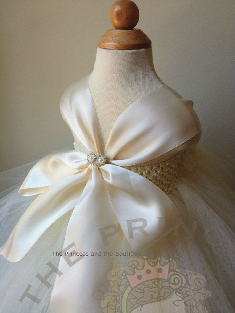 flower girl dress tutu flower girl dress lace flower girl dress tulle custom dress flower girl dress ivory champagne flower girl dress