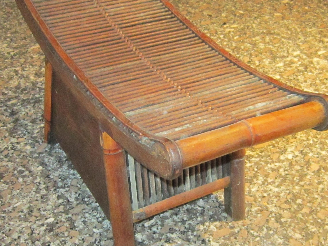 sweet bamboo seat stool with drawer foot rest childs seat chair