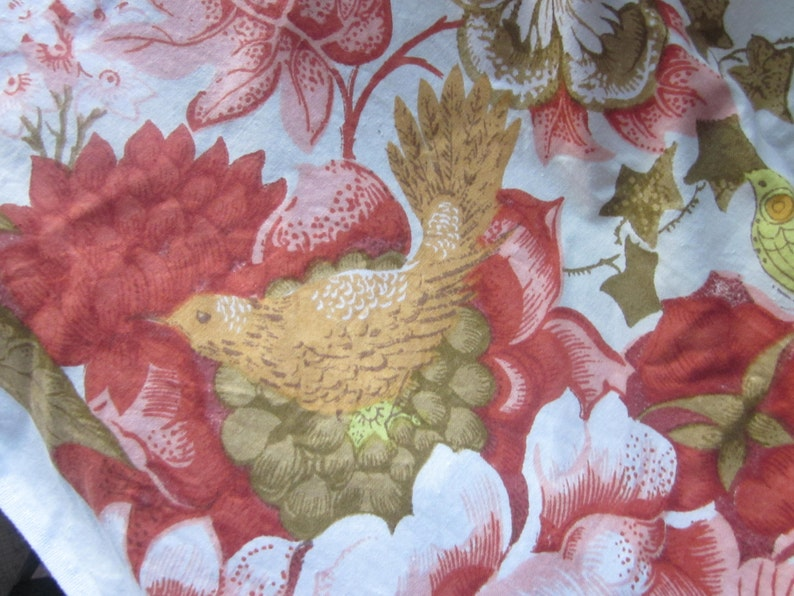 gorgeous cotton yardage drapes sewing crafts 10 yards fabric curtains 54 wide