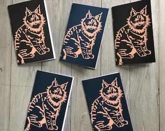 I LOVE GARY Notebook, Cat Notebook, Cat Gift, Cat Journal, Stocking Stuffer