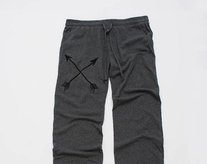 The Roadtrip Pants, Gym Pants, Pajama Pants, Lounge Pants, Comfy Pants, Arrow Pajamas